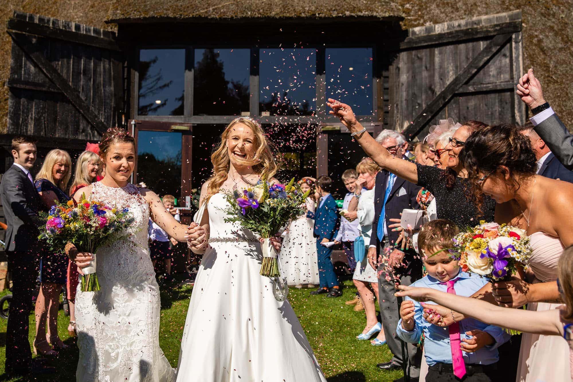 Norton Park Wedding Two Brides 63 1647