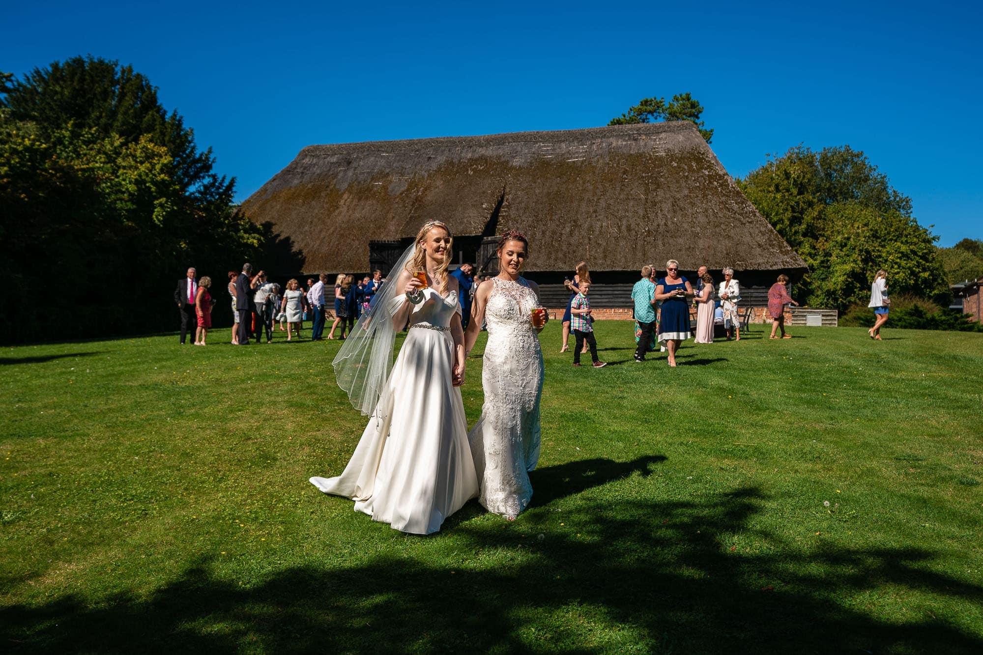 The Wedding Barn at Norton Park Hotel