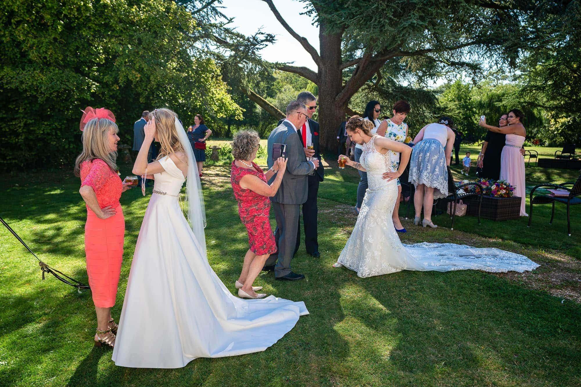 Norton Park Wedding Two Brides 71 1037