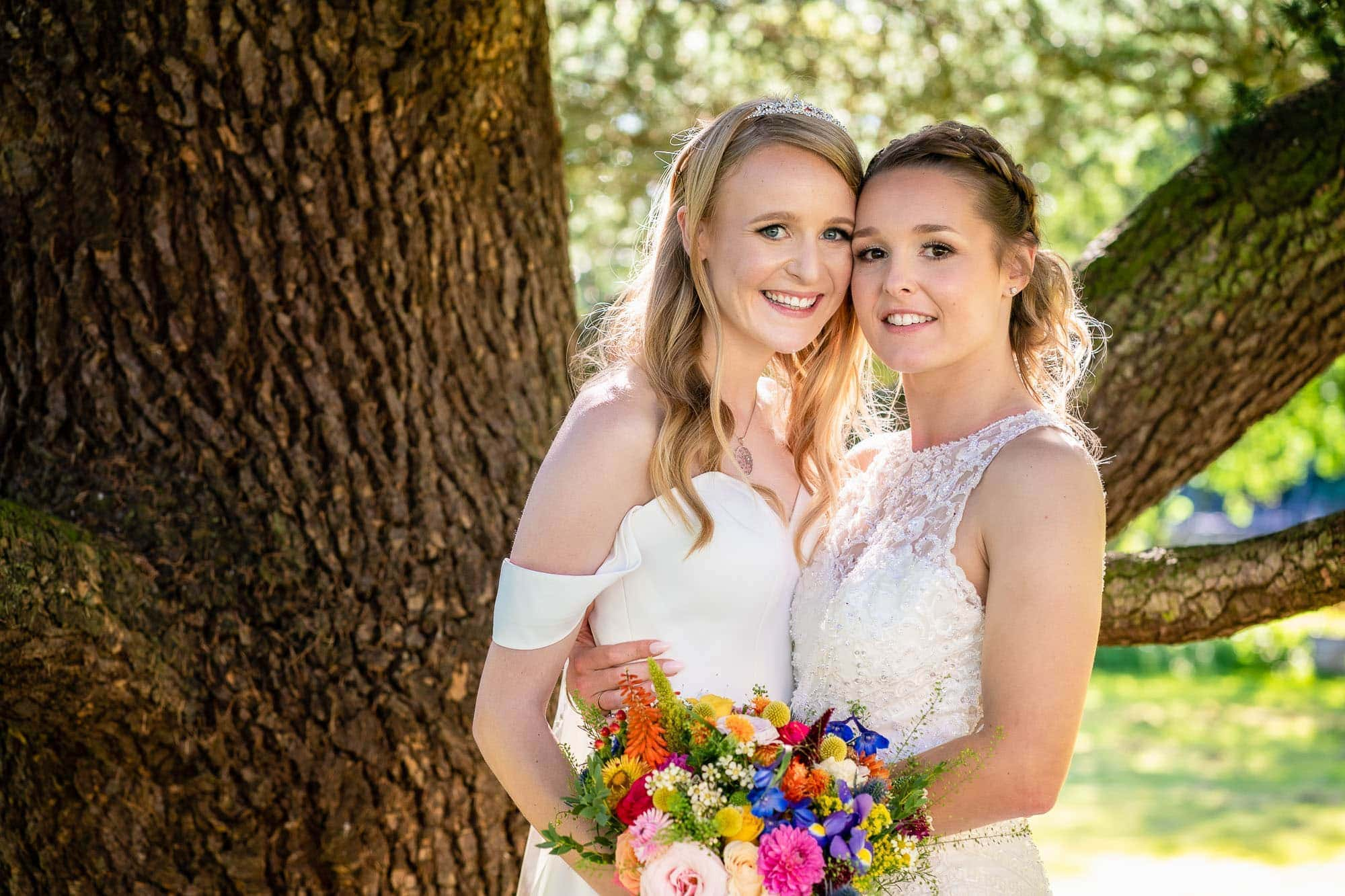 Norton Park Wedding Two Brides 76 0080