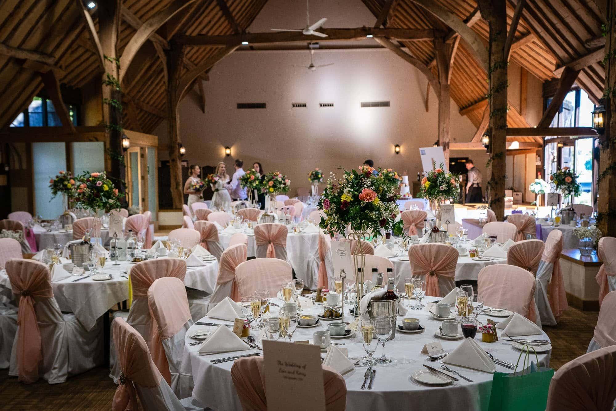 Norton Park Wedding Barn