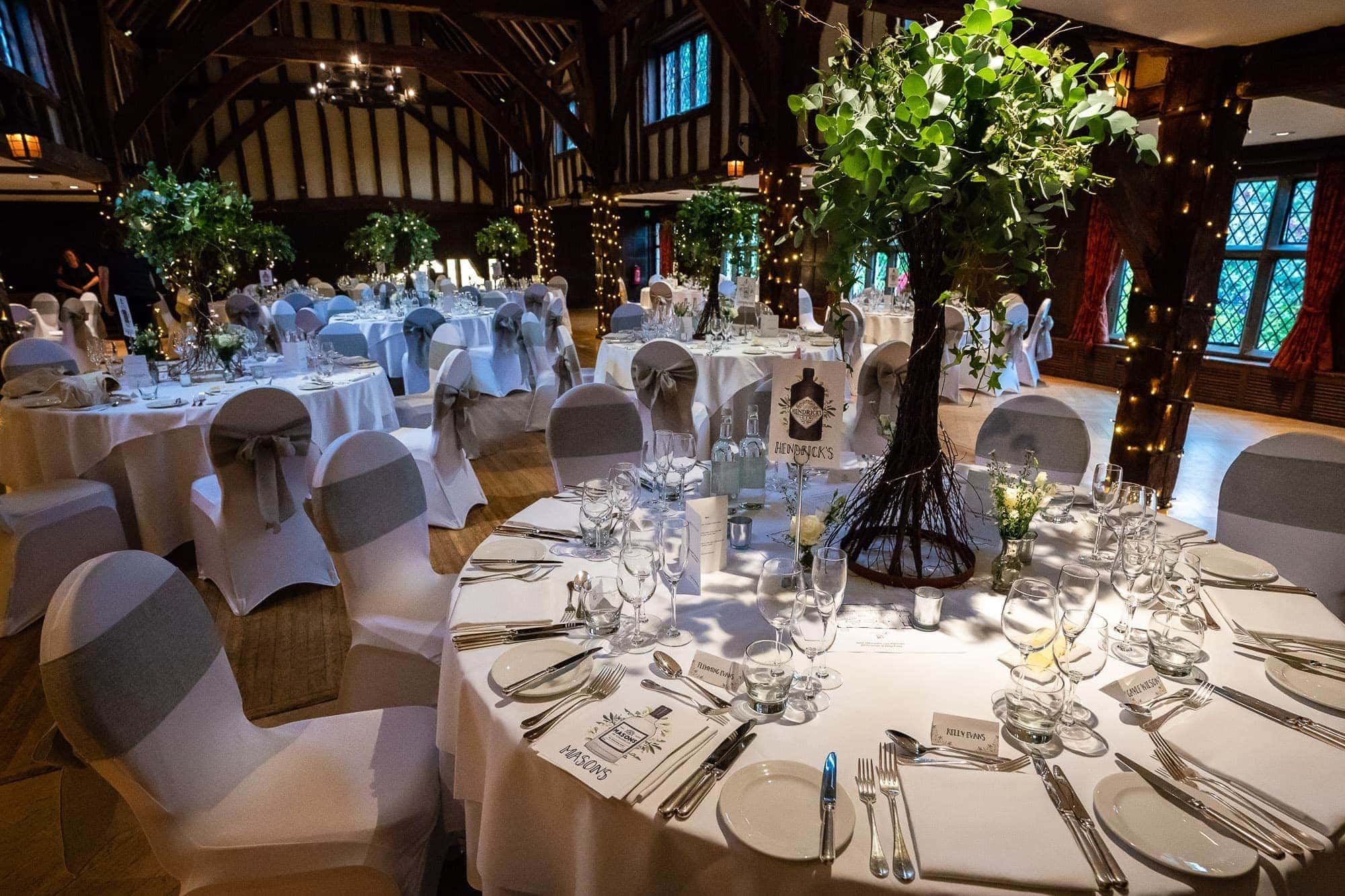 Great Fosters Wedding 49 9471