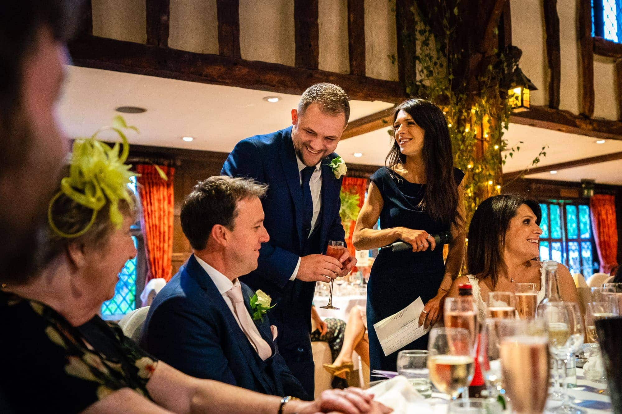 Great Fosters Wedding 57 0084