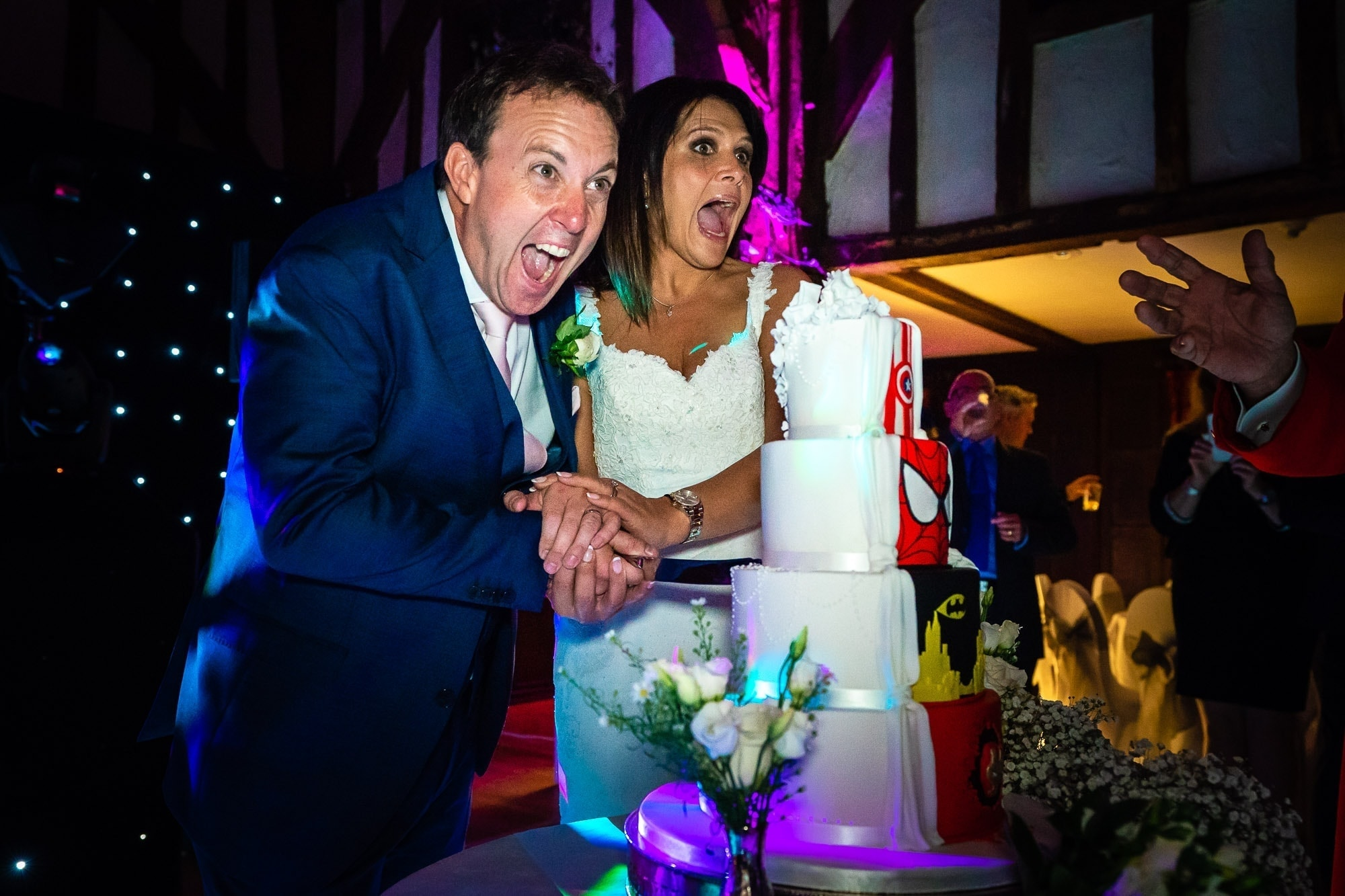 Great Fosters Wedding 63 0442