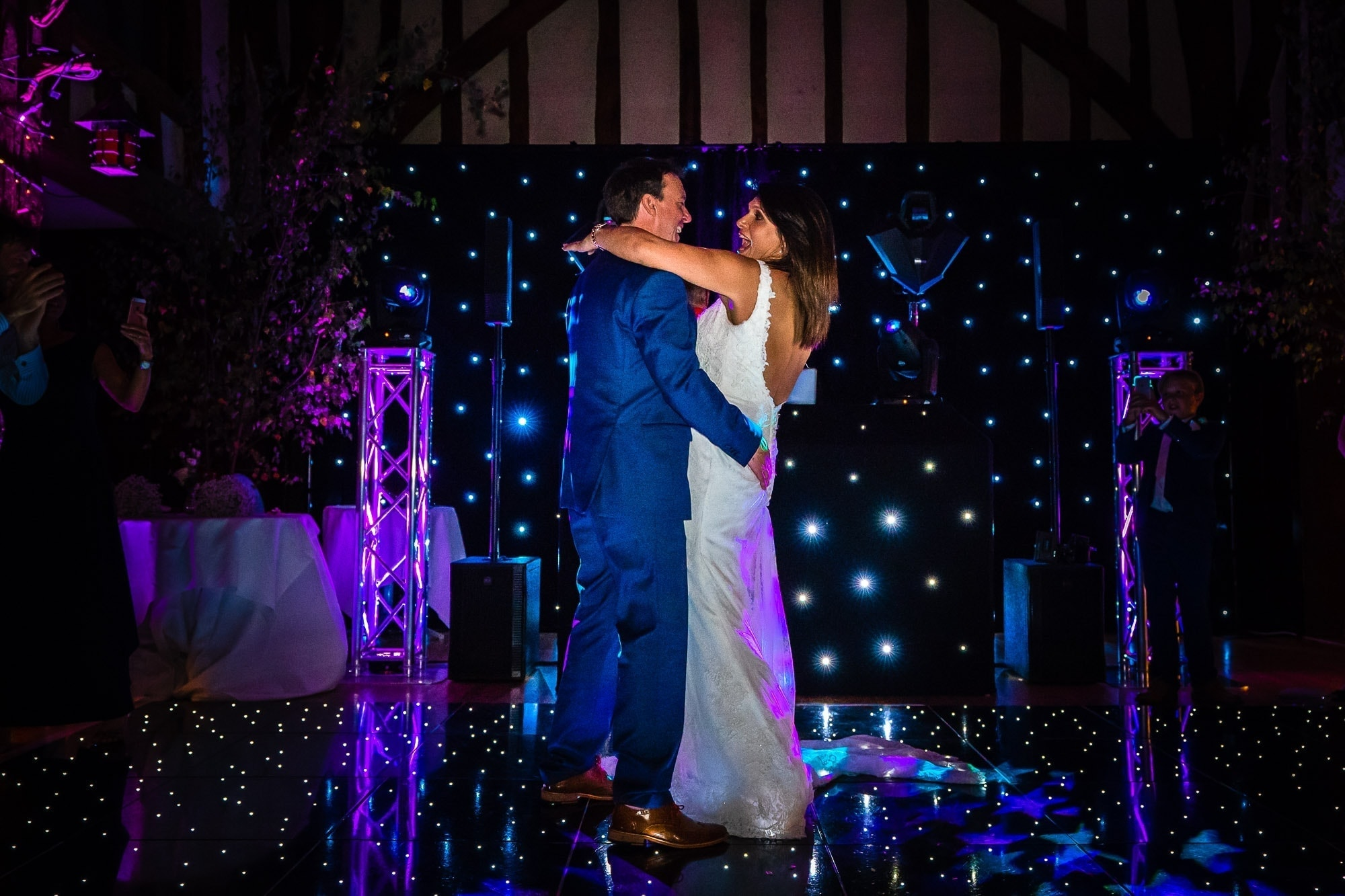 Great Fosters Wedding 66 0612