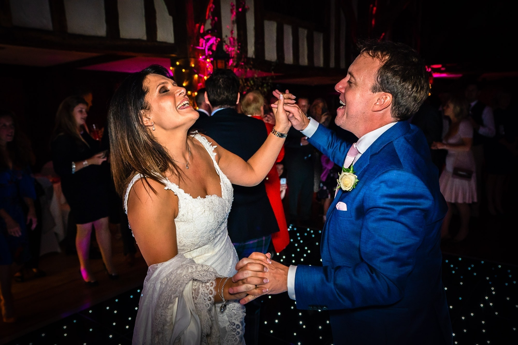 Great Fosters Wedding 67 0736